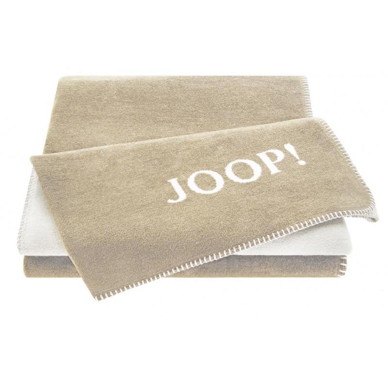 Плед Joop! двусторонний sand-pergament
