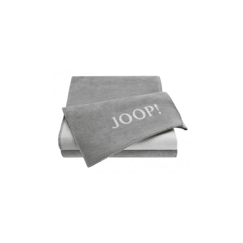 Плед Joop! двусторонний graphit-rauch