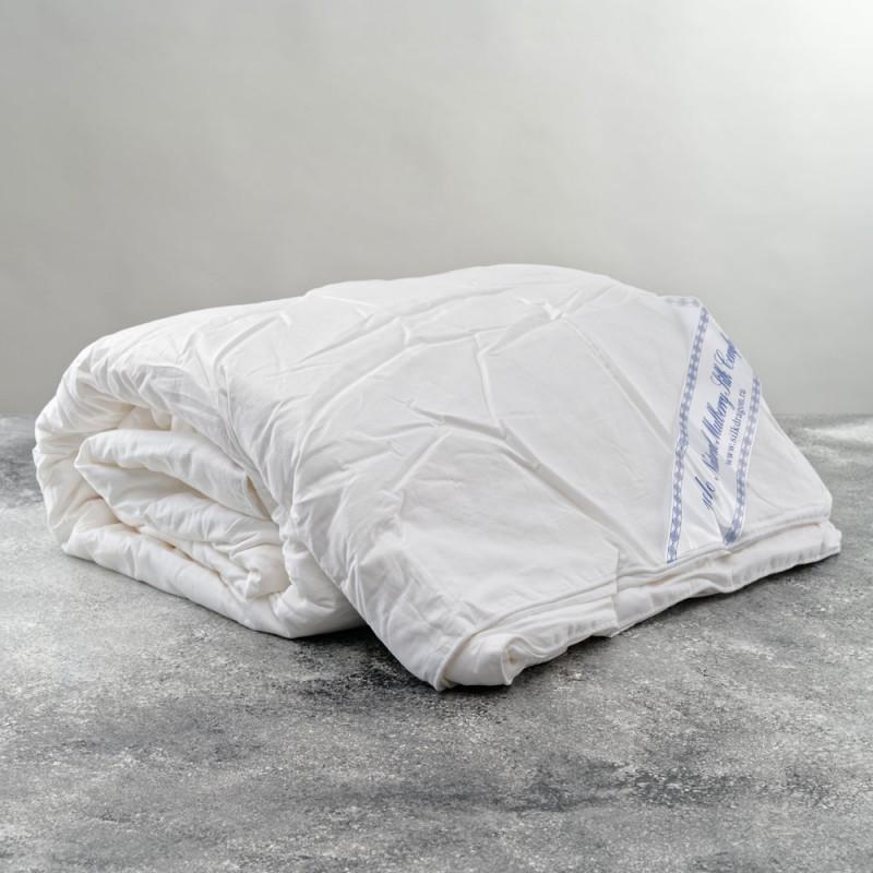 Шелковое одеяло Silk Dragon Premium евро теплое