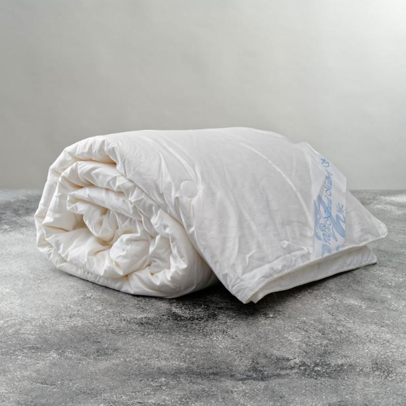 Шелковое одеяло Silk Dragon Premium 1,5-спальное (евро) универсальное
