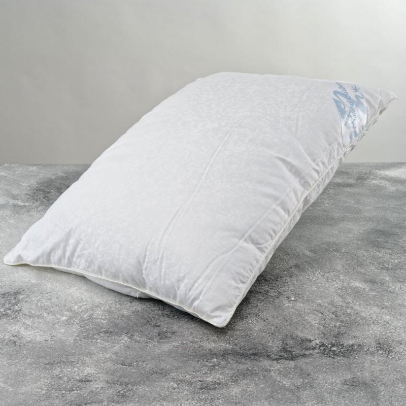 """Шелковая подушка Silk Dragon 50x70 высокая """"плюс"""" Premium"""
