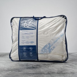Шелковое одеяло Silk Dragon Exclusive евро универсальное