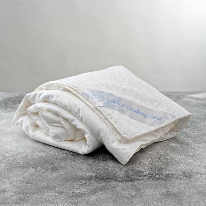 Шелковое одеяло Silk Dragon Elite 2-спальное универсальное