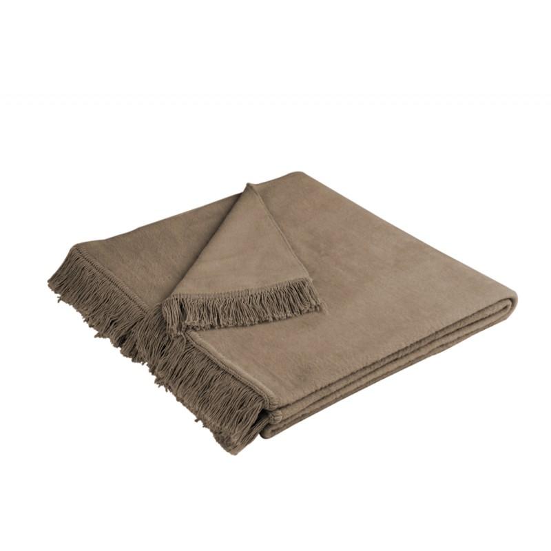 Плед Bocasa Cotton Cover 100x200